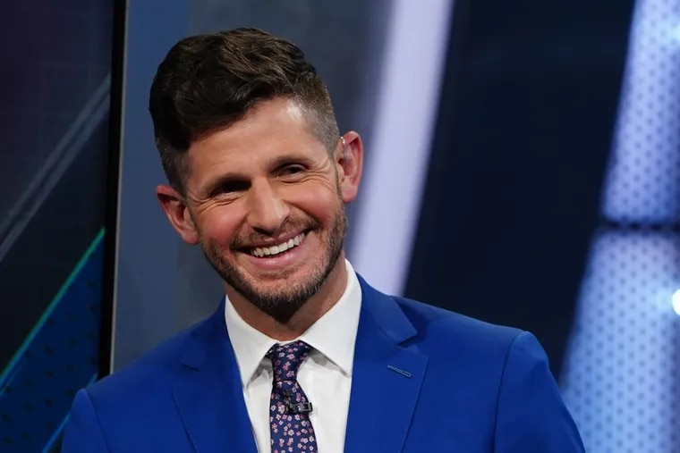 Former backup quarterback Dan Orlovsky is a rising star at ESPN, and has used his platform on the show's most popular studio shows to defend Carson Wentz and the Eagles.