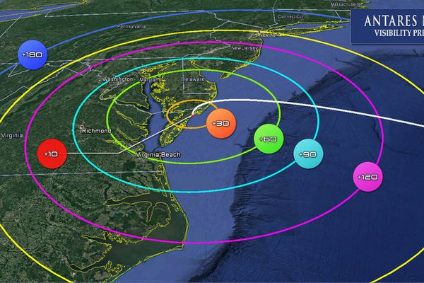 How to see NASA's Antares rocket launch from Philadelphia