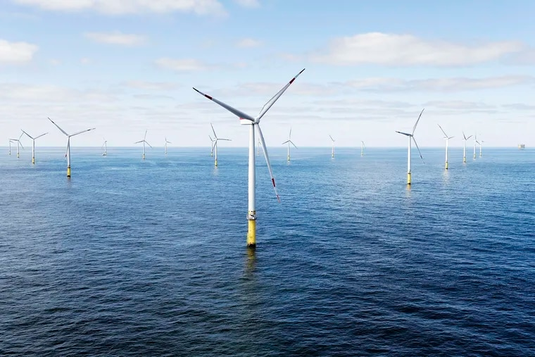 Danish wind developer Orsted Energy operates offshore wind farms in Europe.