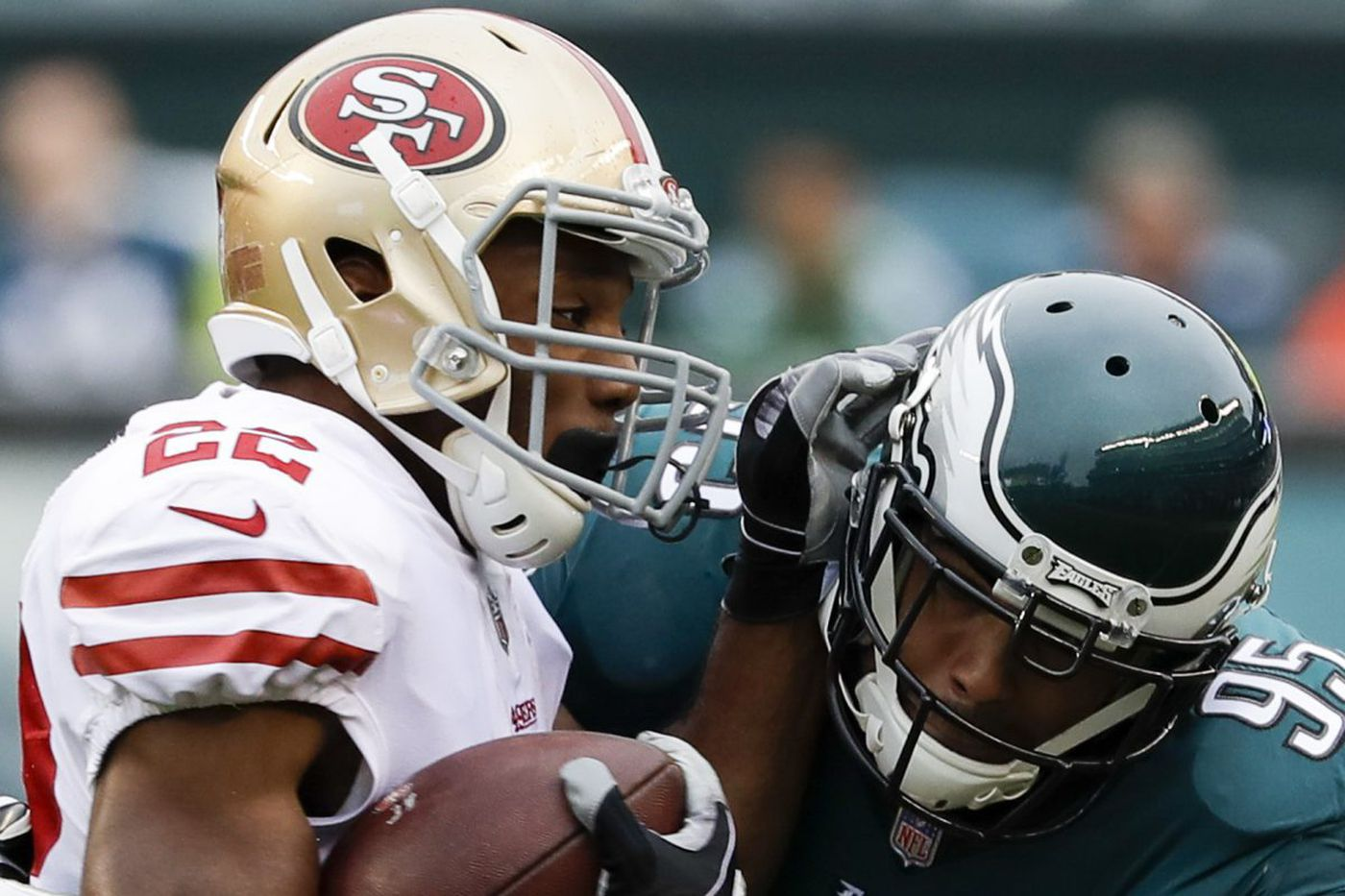 Five reasons the Eagles beat the 49ers | Paul Domowitch