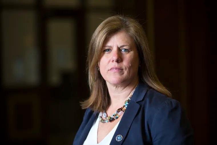 Patricia Cummings, head of the Philadelphia District Attorney's Conviction Integrity Unit.