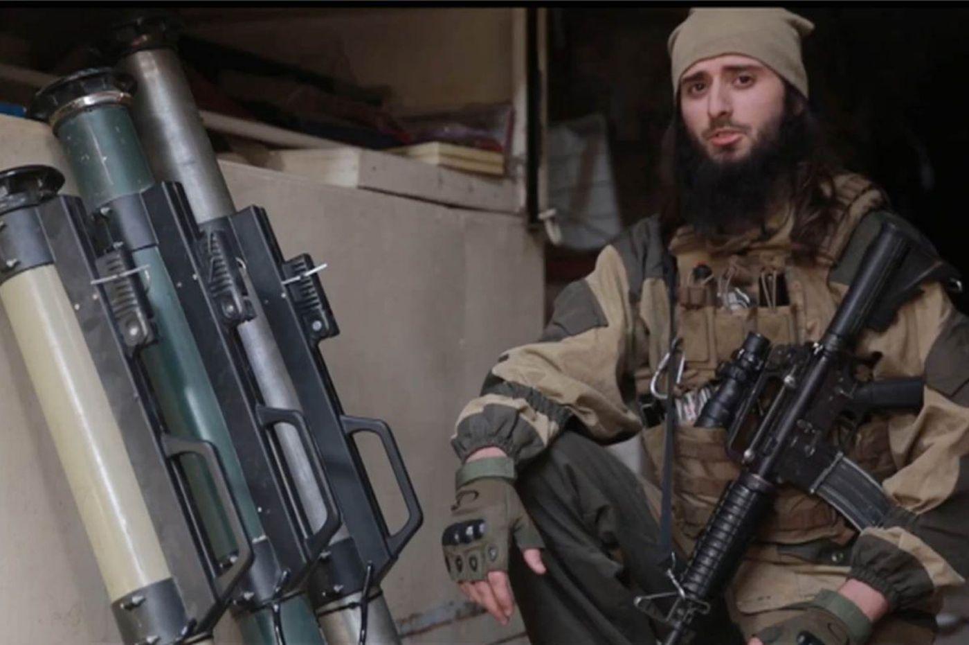 Atlantic City High School graduate identified as ISIS commander: report