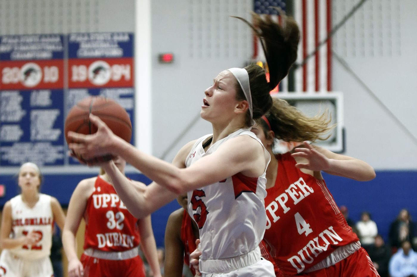 Anna McTamney takes control as Plymouth Whitemarsh tops Upper Dublin in district quarterfinal