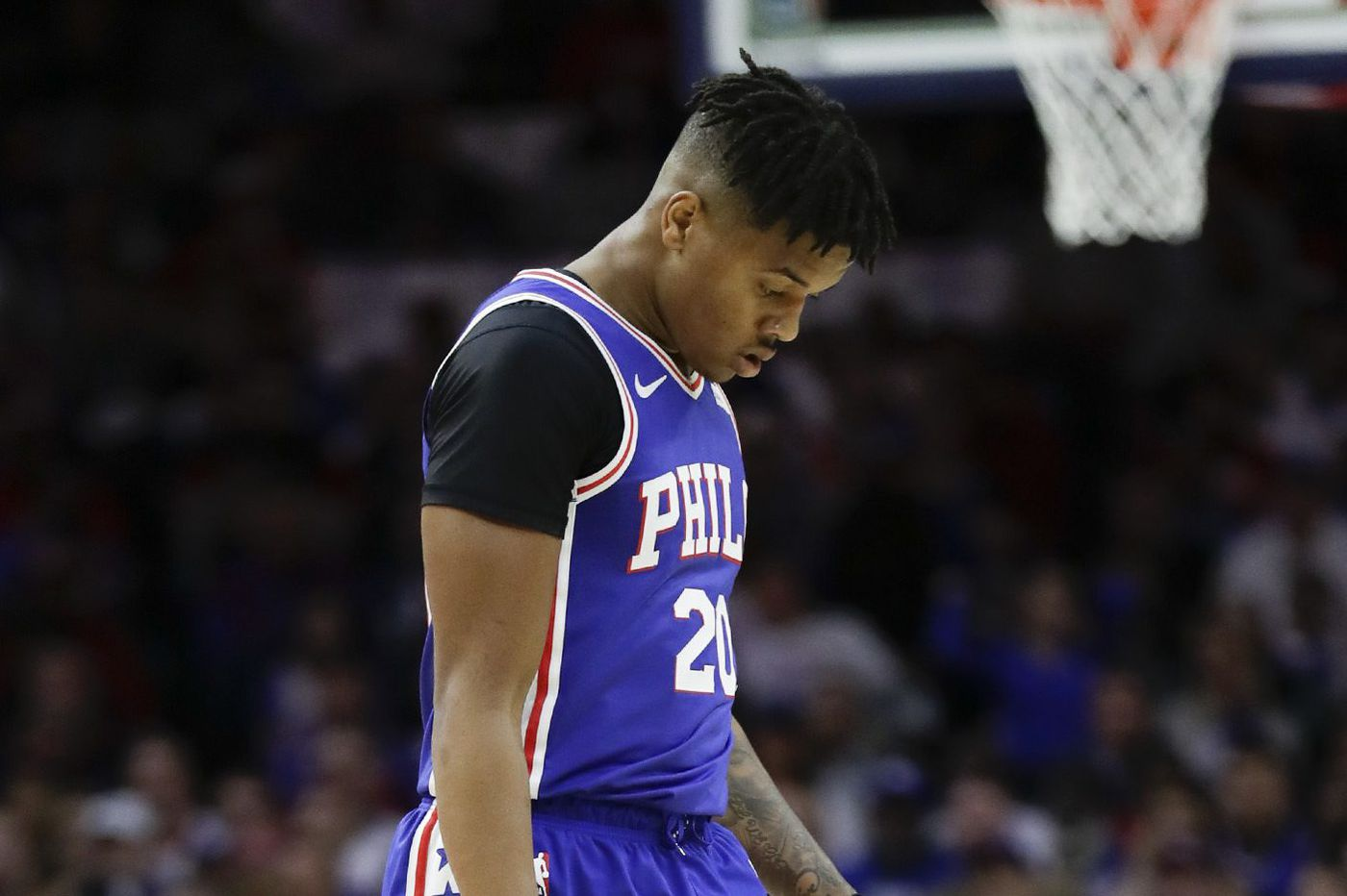 Markelle Fultz out indefinitely for Sixers with thoracic outlet syndrome in ailing shoulder