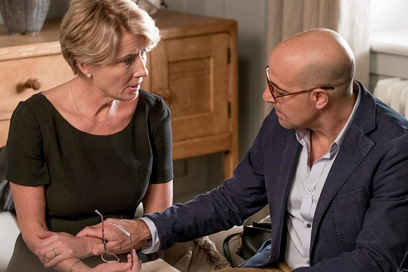 Emma Thompson's acting makes 'The Children Act' worth seeing