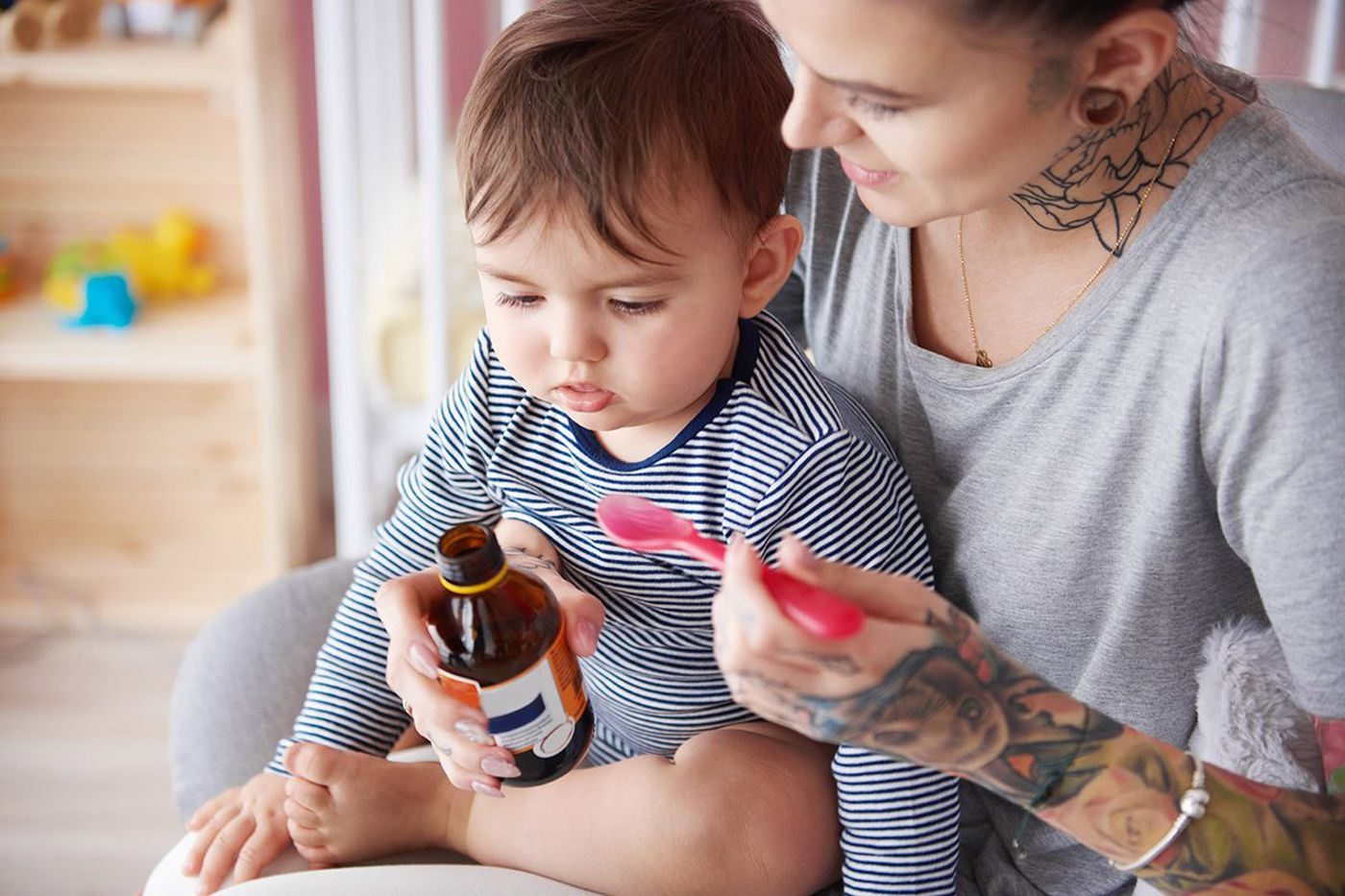 Why codeine doesn't belong in children's medications
