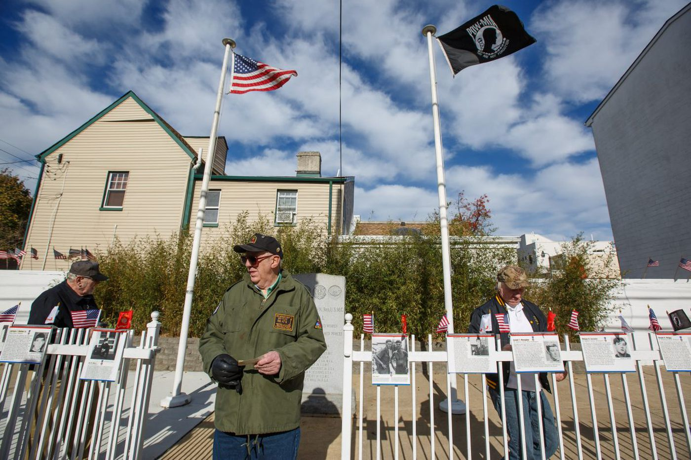 Fishtown Vietnam memorial celebrates its 50th, gives fallen soldiers 'a voice'