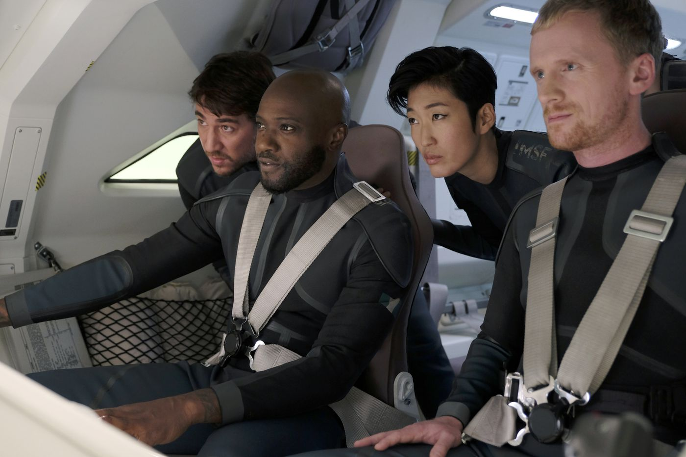 Nat Geo's 'Mars': Why astronaut Mae Jemison is all in on Season 2's high-stakes drama