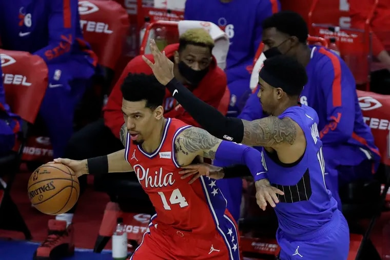 Sixers forward Danny Green is attracting interest from several NBA teams.