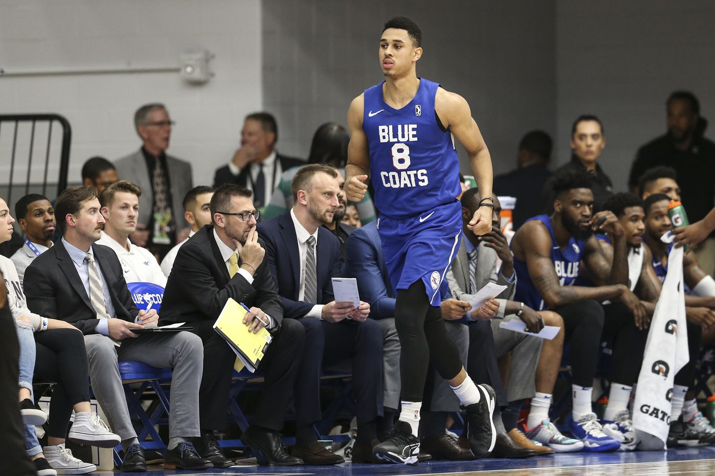 Sixers podcast: No choice but to feel sorry for Zhaire Smith