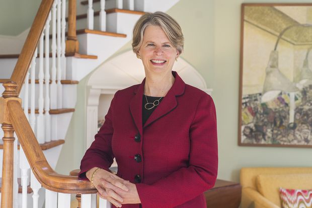 With 'grace and invitation,' Haverford's new president has much to teach