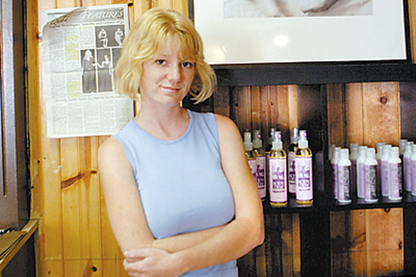 New adult shop finds itself in a touchy spot