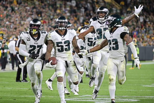Eagles-Packers: The Birds are resilient, and other things we learned