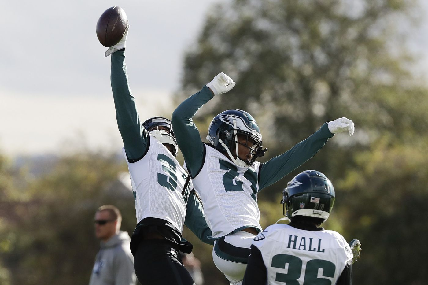 Eagles-Jaguars: Our beat writers' predictions