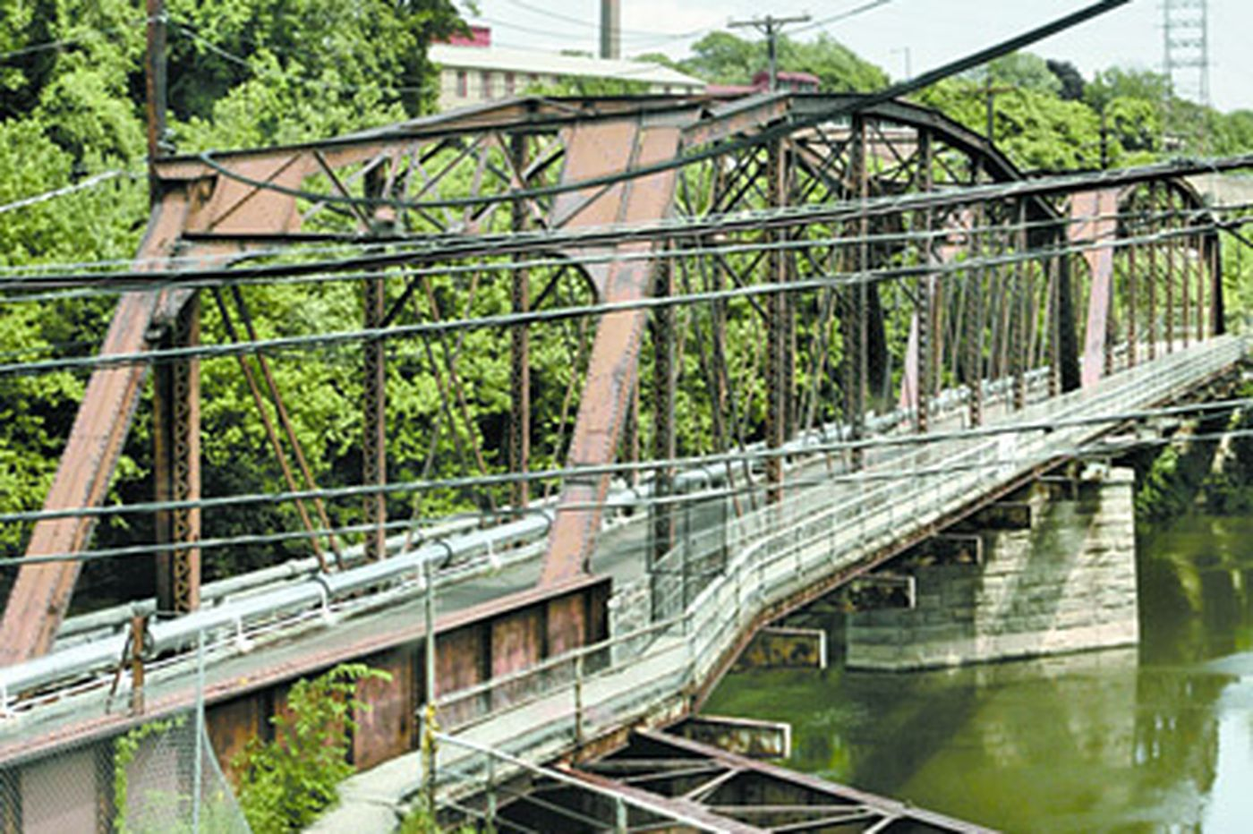 Changing Skyline: River is testing Lower Merion, too