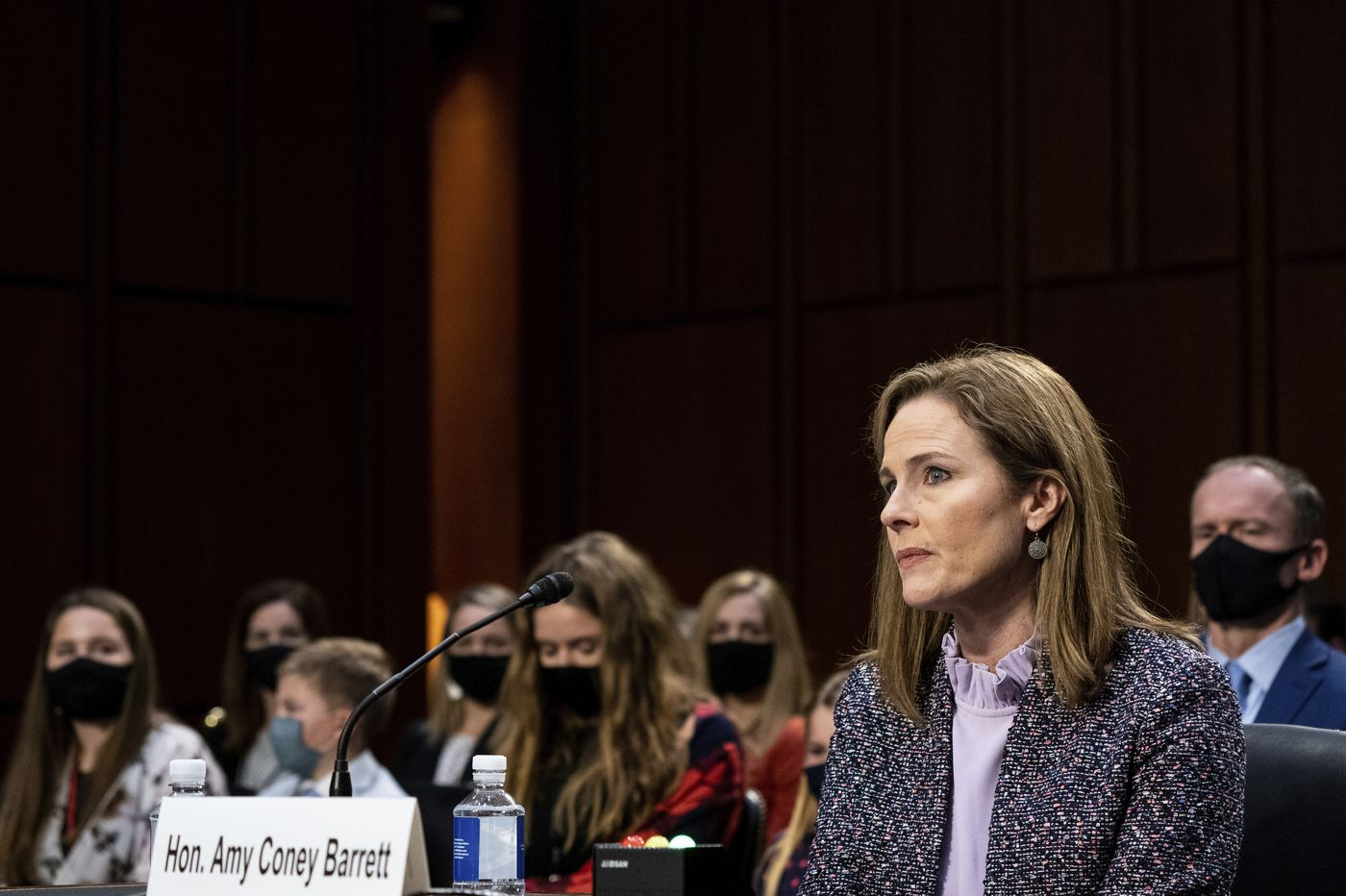The tiny punctuation mark that should scare Amy Coney Barrett's critics | The Angry Grammarian