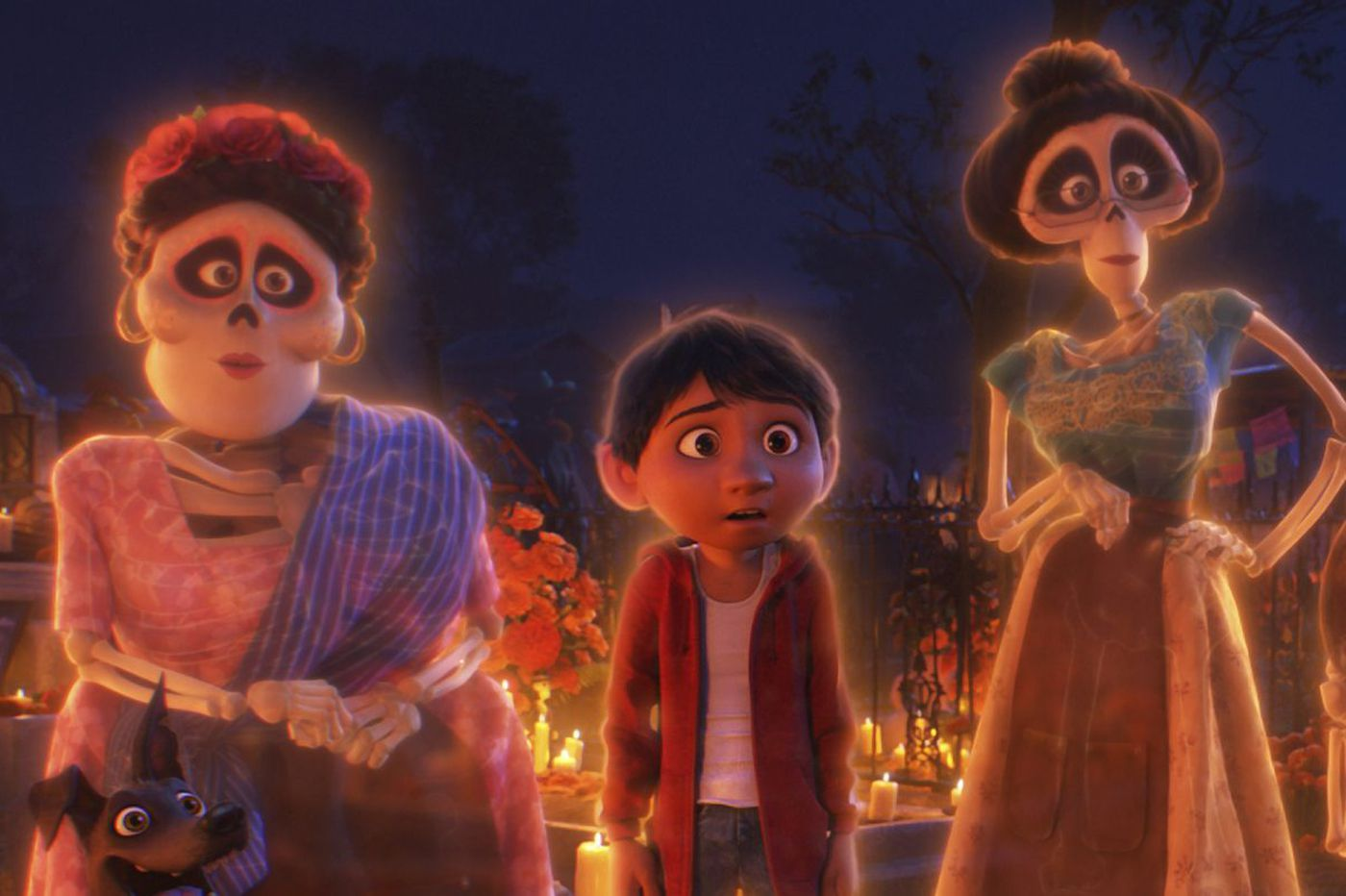 'Coco' is a return to form for Pixar (for better and for worse)