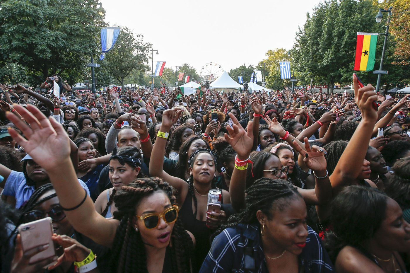 Made in America is moving off the Ben Franklin Parkway in 2019. Is it leaving Philadelphia for good?