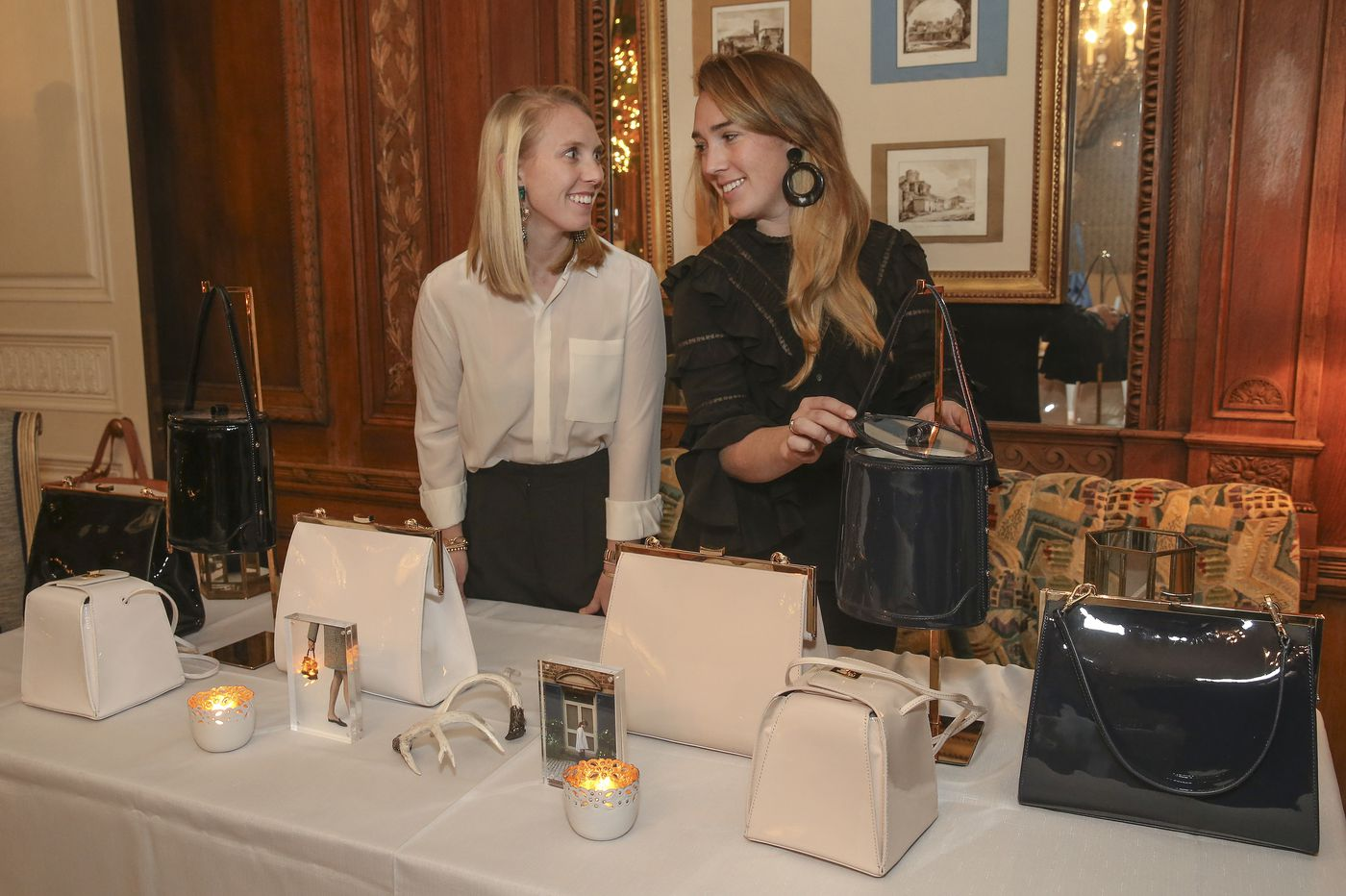 1cdcb1ddbeb4 Tory Burch s nieces have a collection of cool handbags that won t break the  millennial wallet