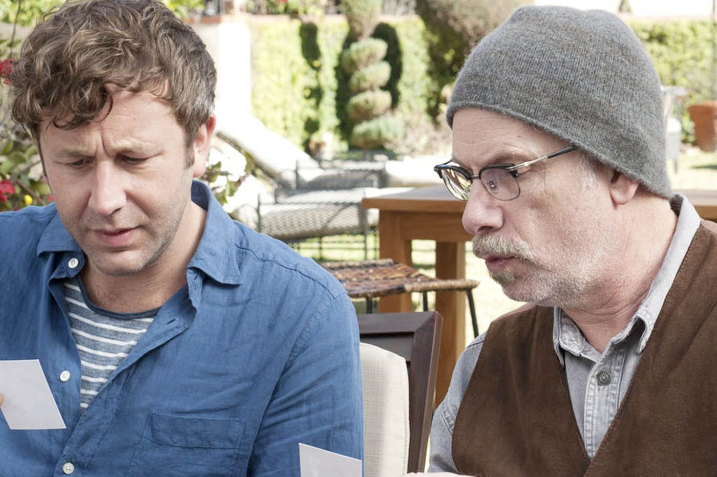 Genealogical absurdity in Christopher Guest's 'Family Tree'