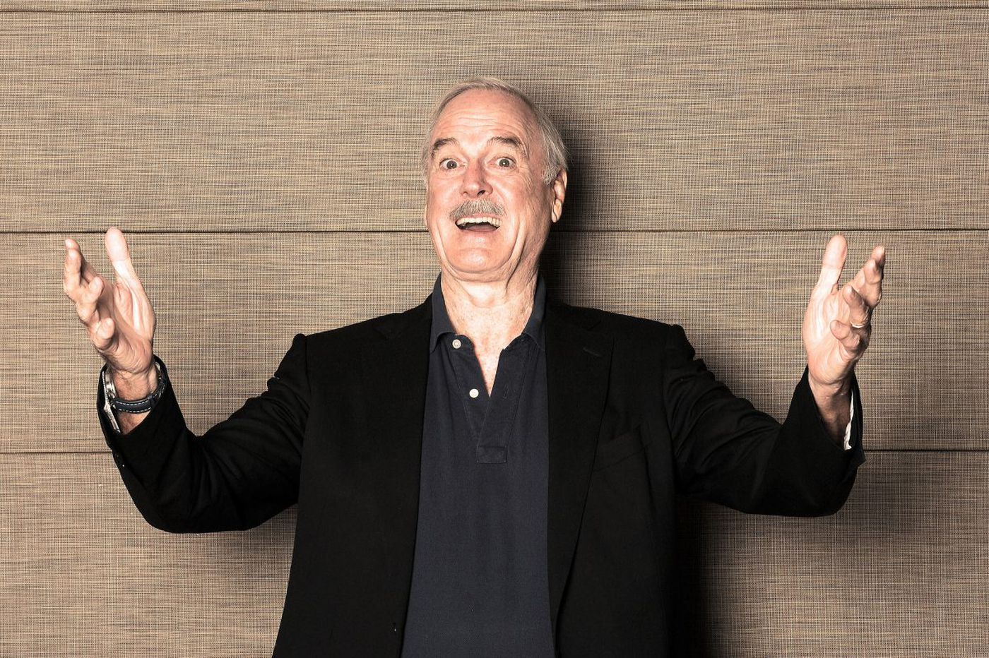 Why is John Cleese coming to Philly? He needs to pay his mortgage