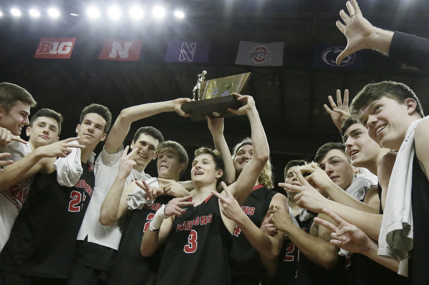 Mike DePersia powers Haddonfield to another Group 2 state title