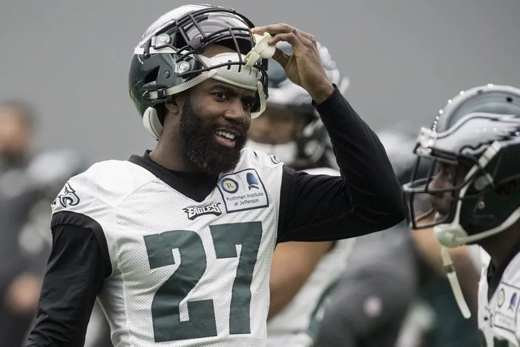 Philadelphia Eagles safety Malcolm Jenkins is headed to the Pro Bowl for the second time in his career.