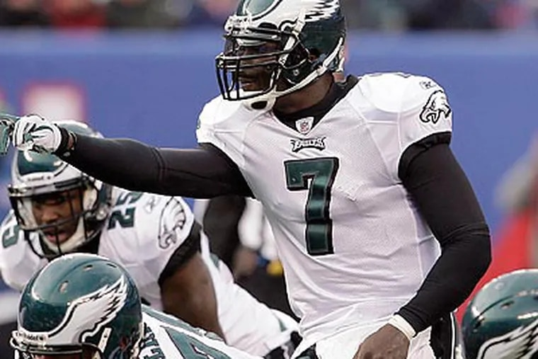 The Eagles could play three games in 12 days if they don't earn a playoff bye. (Yong Kim/Staff file photo)