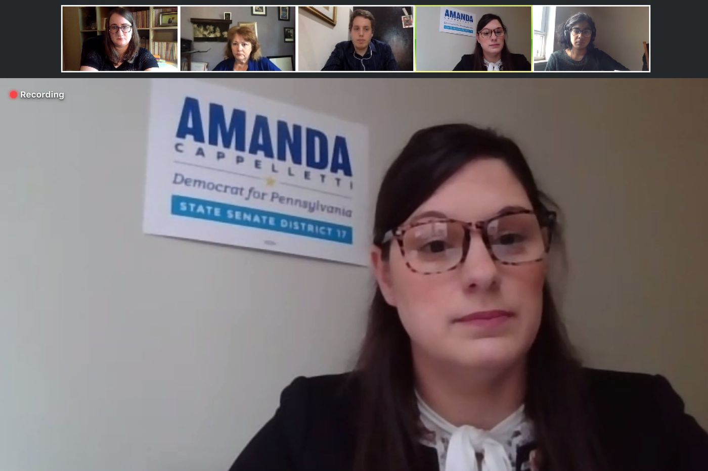 Amanda Cappelletti is a fresh opportunity for a troubled Pa. Senate seat | Endorsement