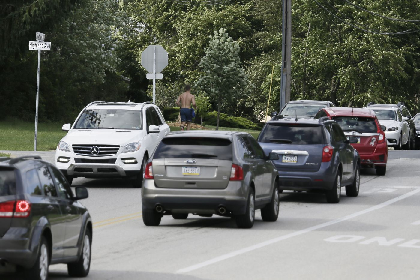 A 64-year-old document is reigniting traffic concerns in Montgomery County