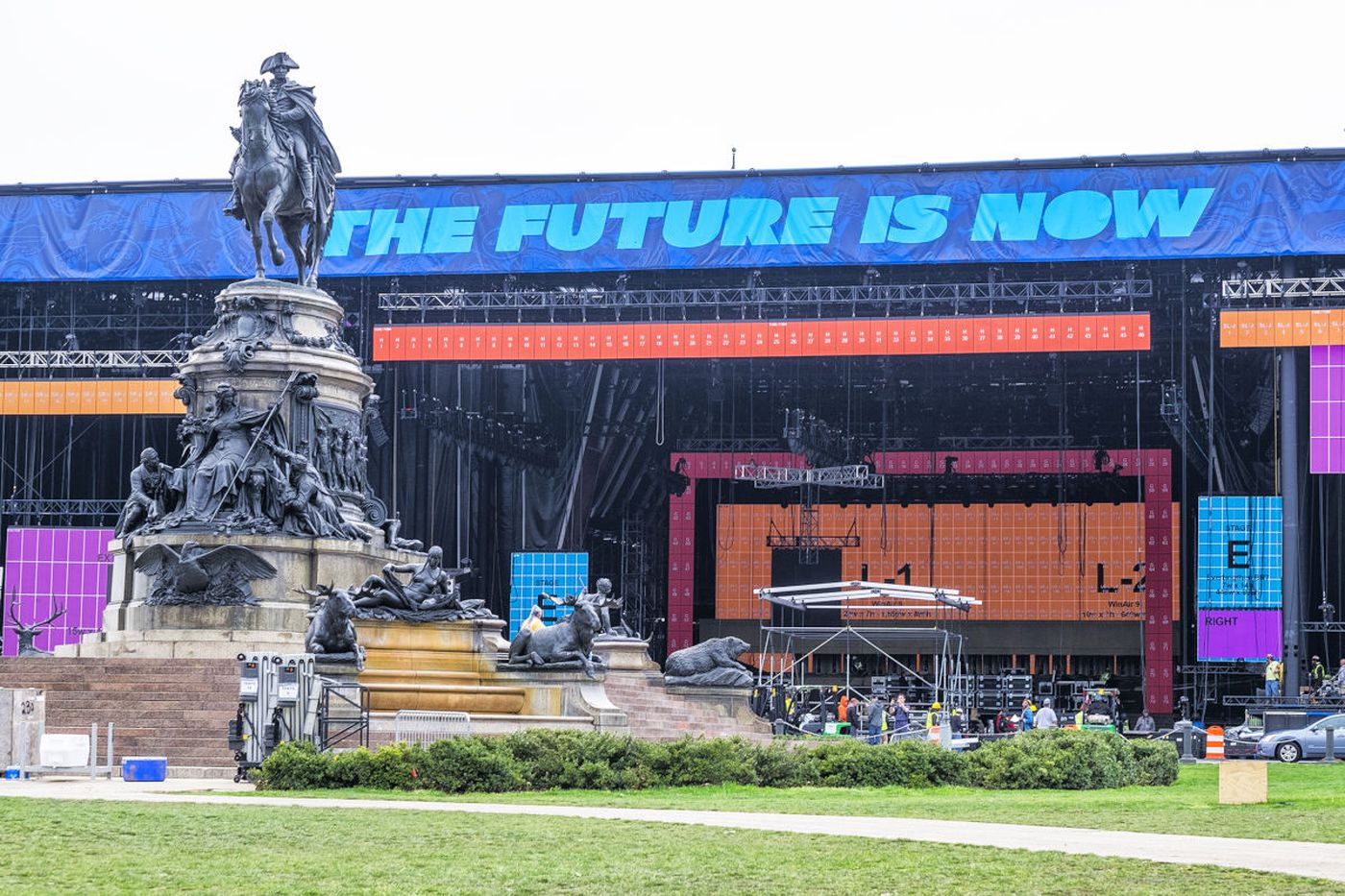 Turning the NFL draft into grand theater, with Philadelphia as the stage