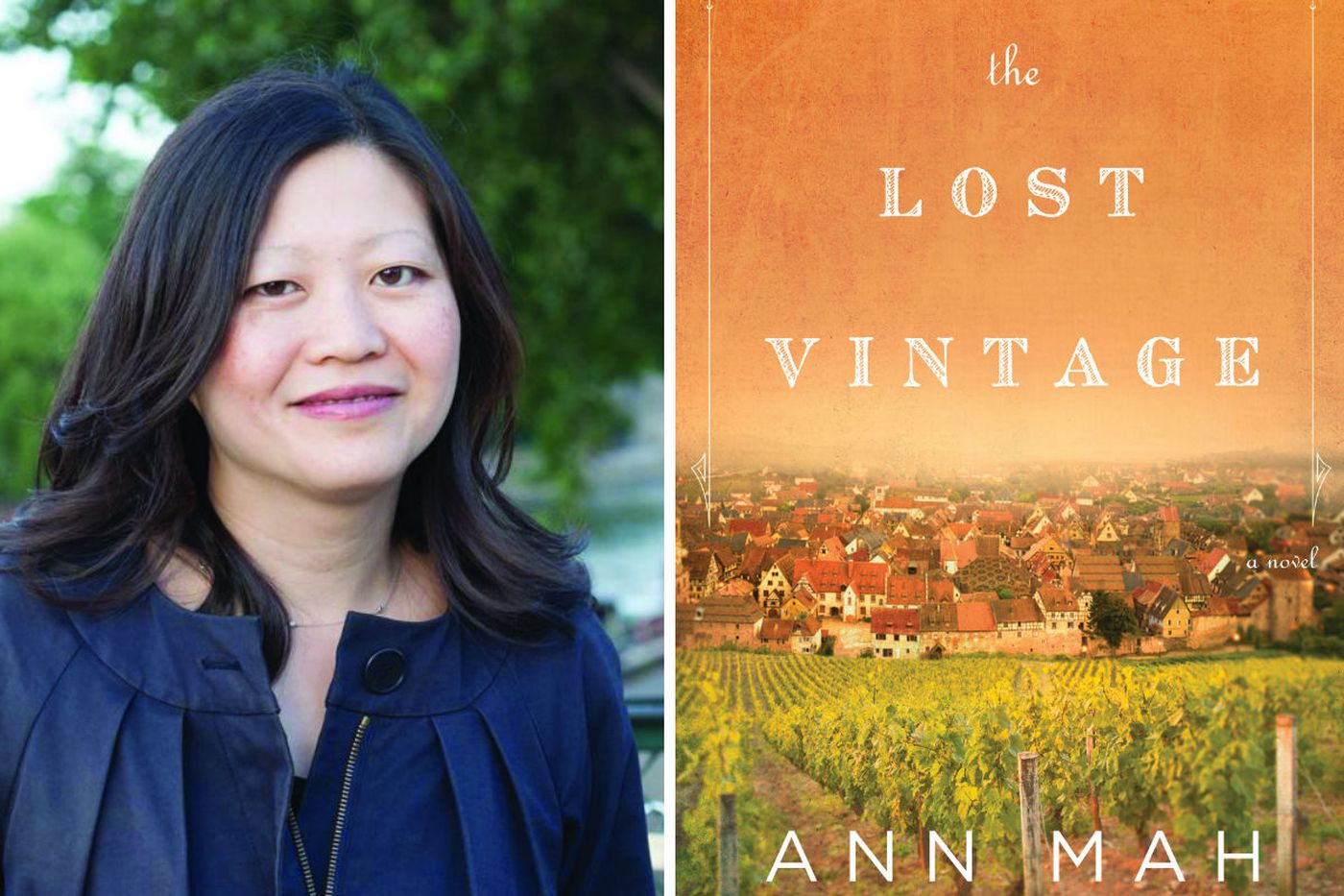 Ann Mah's 'Lost Vintage': Entry in the genre of the worthwhile summer novel