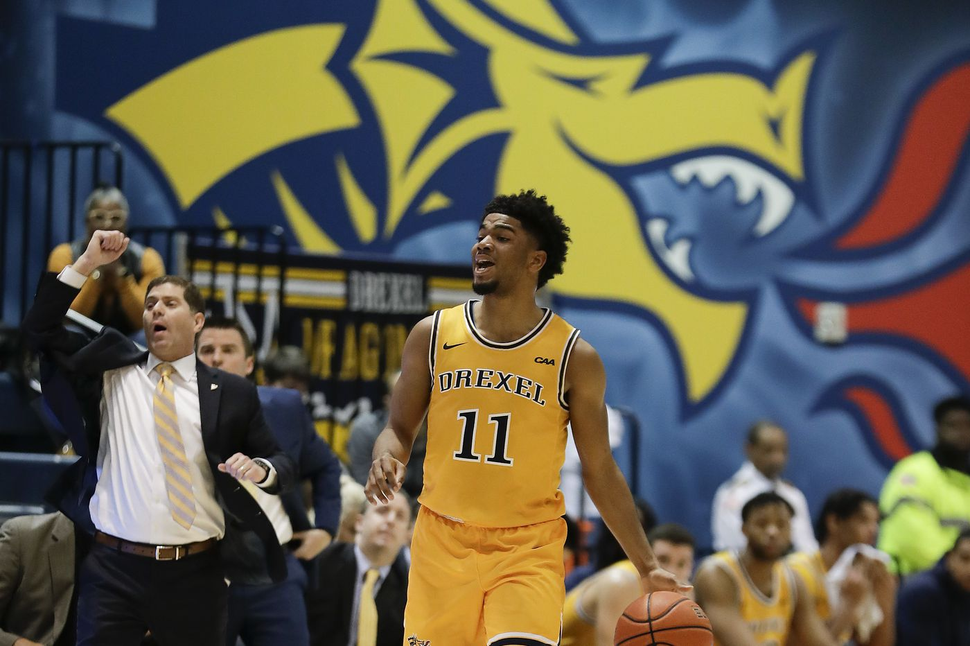 Drexel starts slow in loss to Pittsburgh; St. Joe's game vs. Seton Hall on Monday is canceled