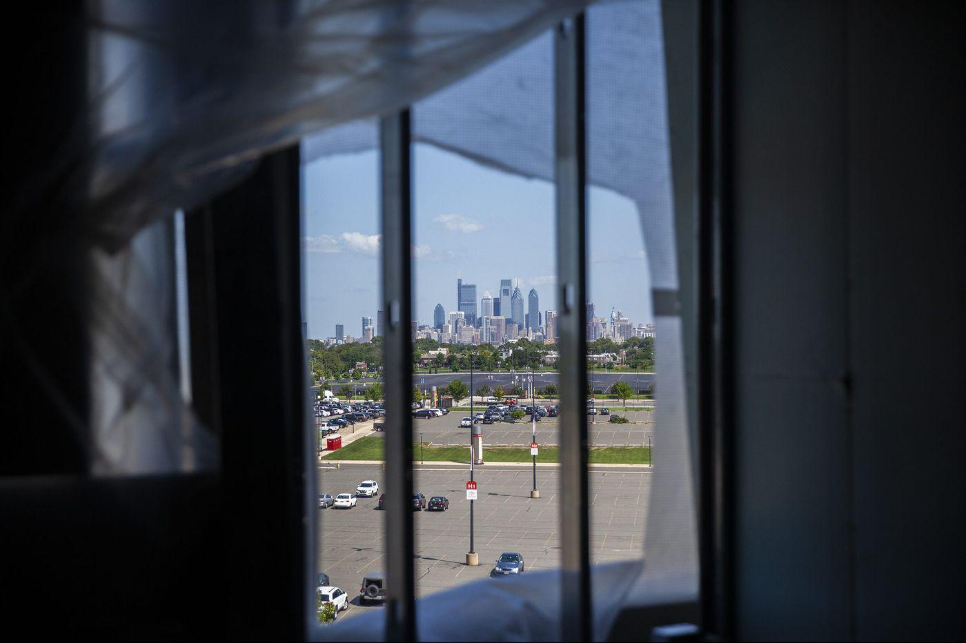 After upgrades, the Wells Fargo Center opens a new horizon