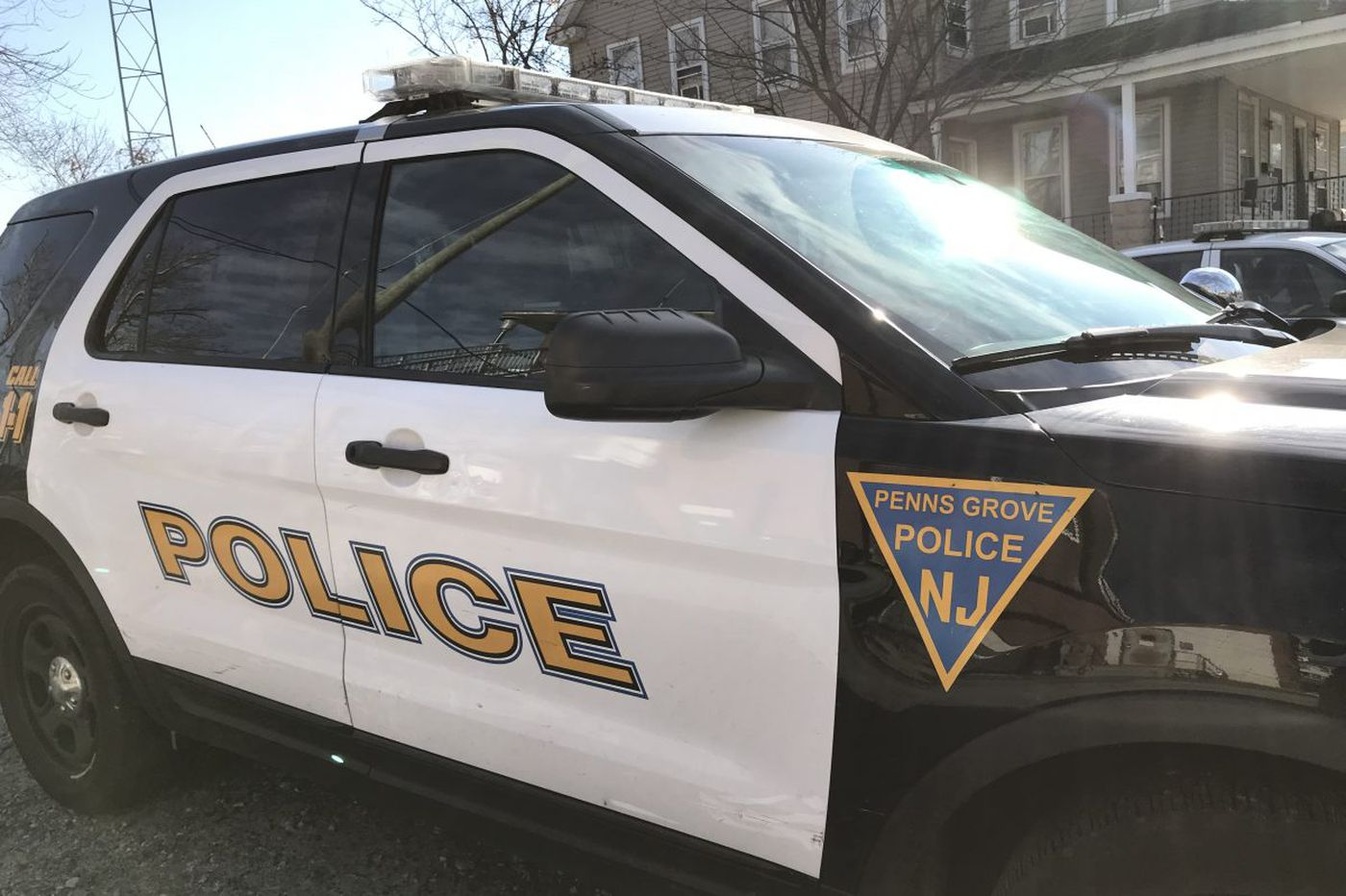Penns Grove, N.J., cop arrested after allegedly kicking handcuffed suspect in the face