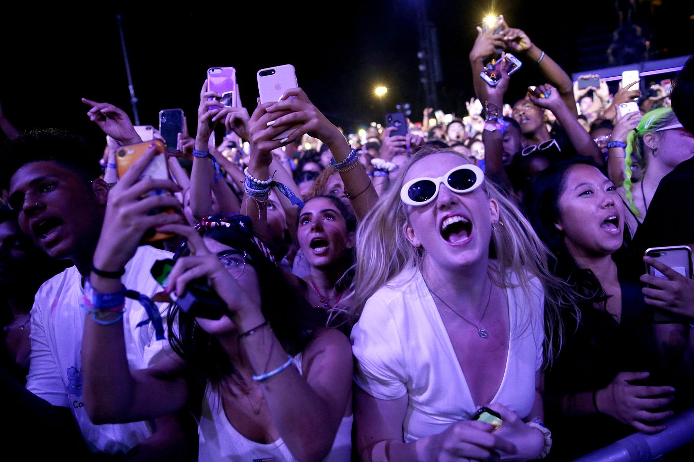 Lose your cell phone at Made in America? Here's where to pick it up.