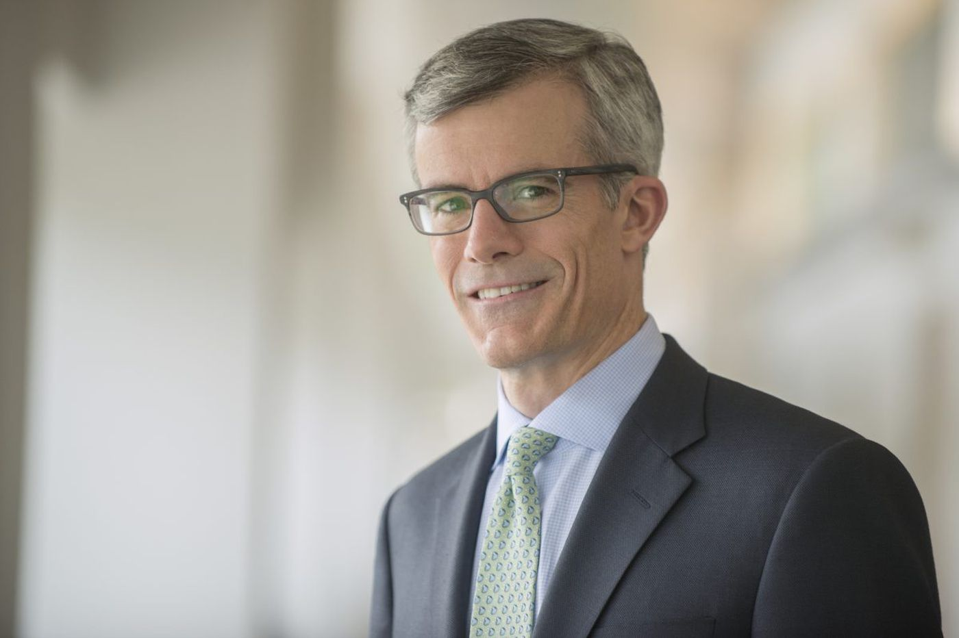 New CEO Tim Buckley: To run Vanguard, 'you have to be willing not to be a billionaire'