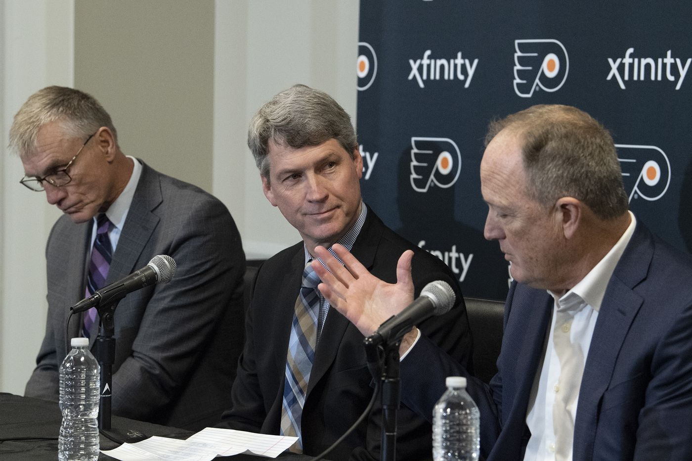 Flyers executive Dave Scott 'the most optimistic I have felt heading into a season opener'