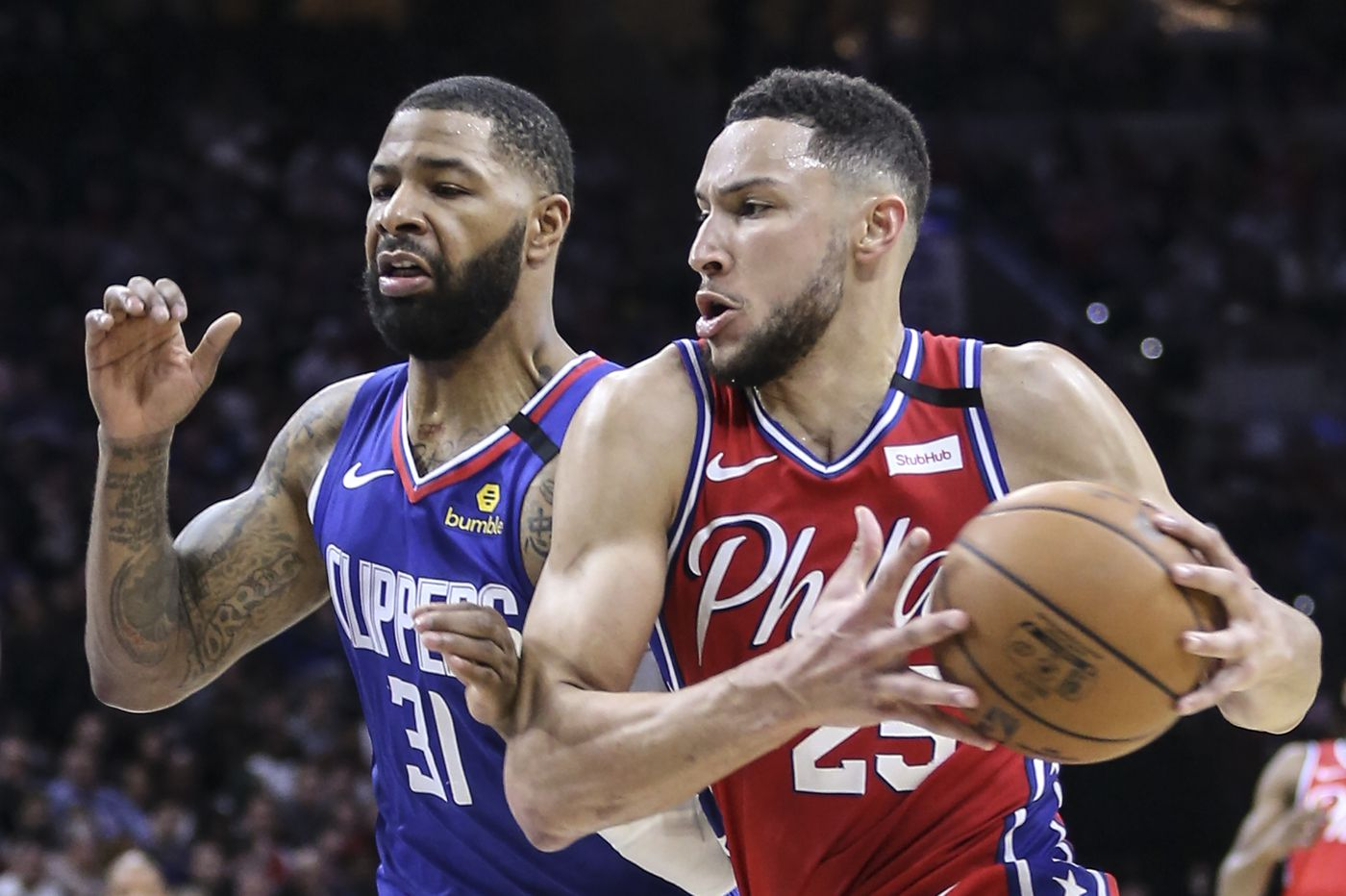 It's hard to keep up with Sixers' Ben Simmons, regardless of position