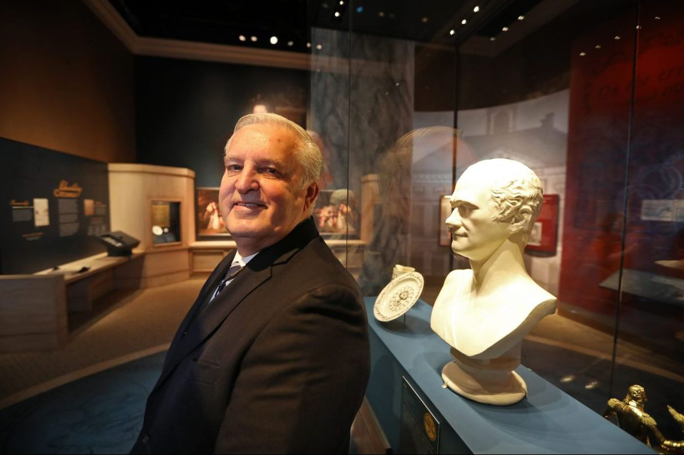 Alexander Hamilton's fifth great-grandson, Doug, says the duel 'was just idiotic'