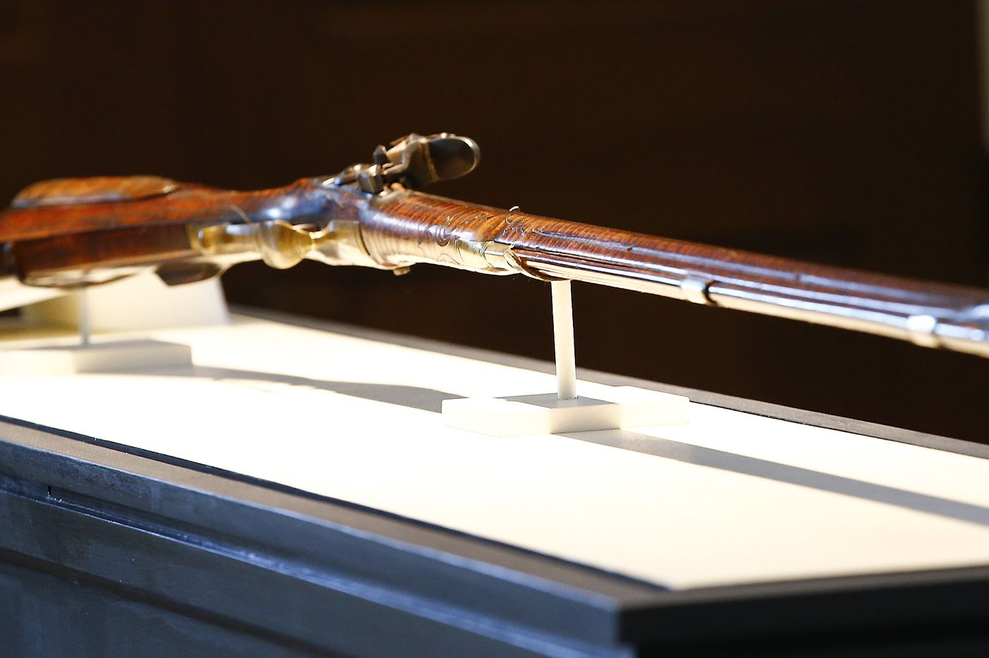 Rare Revolutionary-era rifle recovered nearly 50 years after brazen theft from Valley Forge