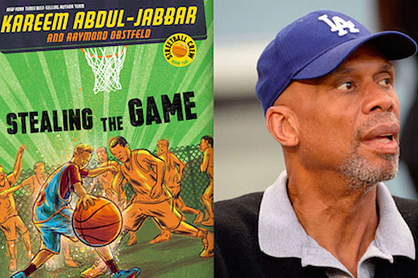 In his writing, Abdul-Jabbar has a lot to say