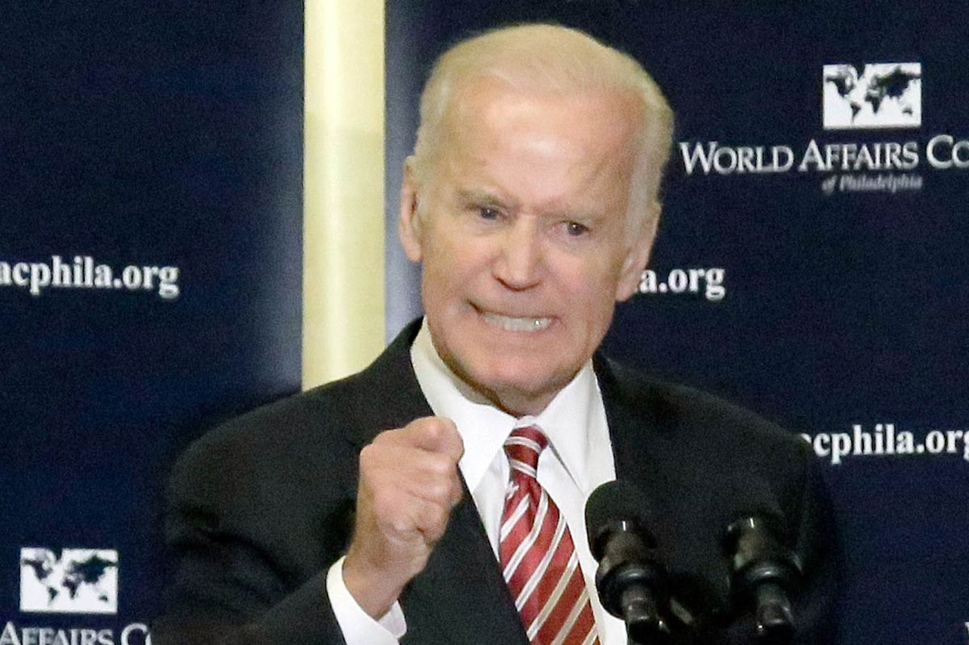 Biden urges support of White House's 'cancer moonshot'