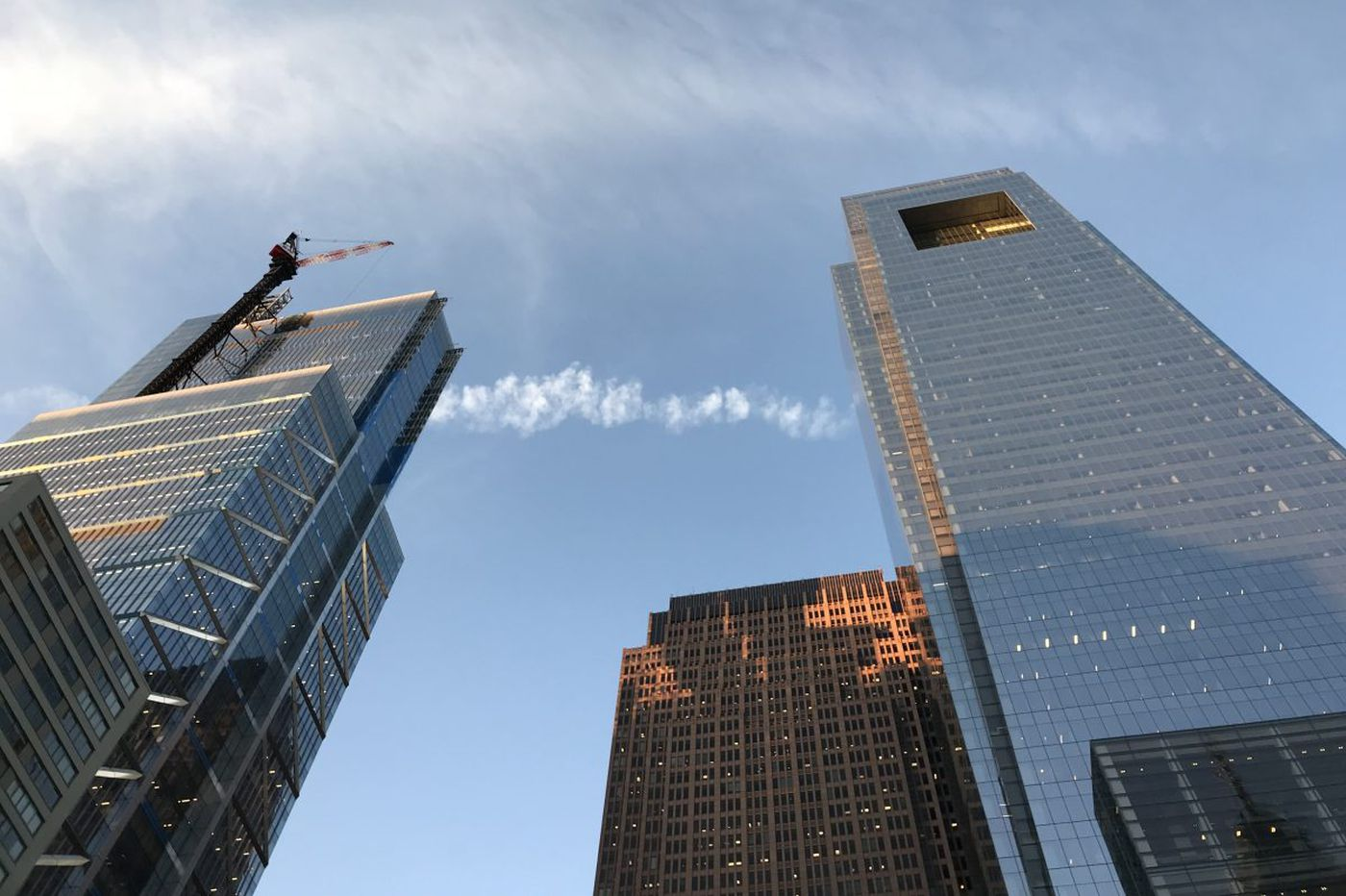 Comcast's Center City office footprint grows with lease renewal ahead of new tower