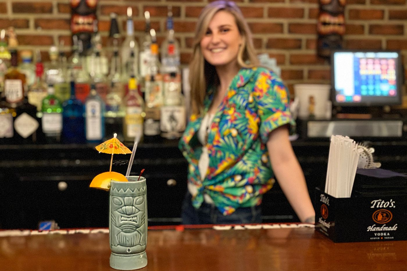 'Tis the sea-sun: A rooftop tiki bar comes to Grain in Kennett Square
