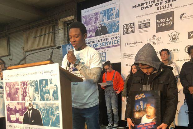 Because of a gun . . . On MLK Day, Philadelphia students share how guns impacted their lives | Helen Ubiñas