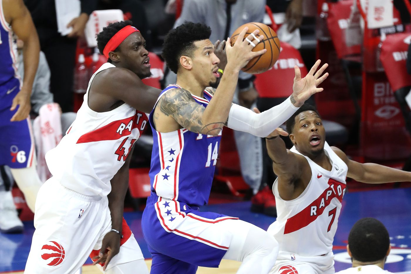 Danny Green balances out the starting five as a needed glue guy | Sixers mailbag
