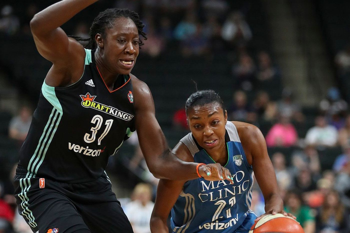 Sports chatter: WNBA's Renee Montgomery won't play in 2020 to keep focus on social justice reform; Chargers interested in Colin Kaepernick?