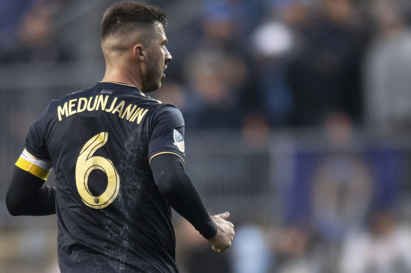 Haris Medunjanin didn't want to leave Philadelphia but knew his time with the Union was up