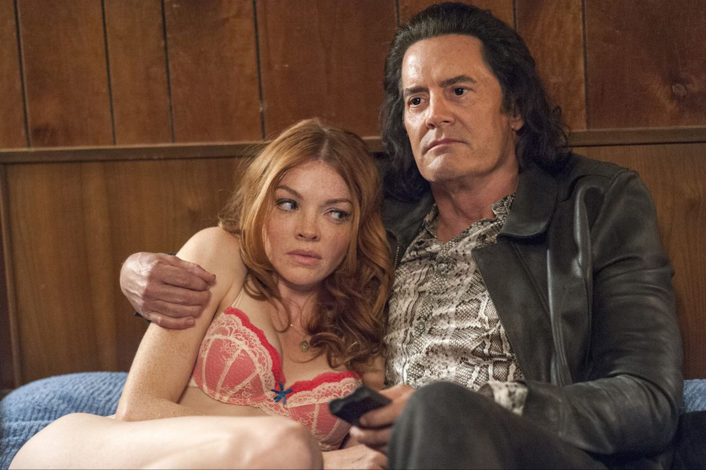 Widener prof on 'Twin Peaks': 'It doesn't want to do what television does'